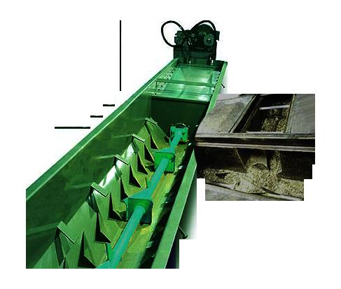 BXBJ步进排屑装置